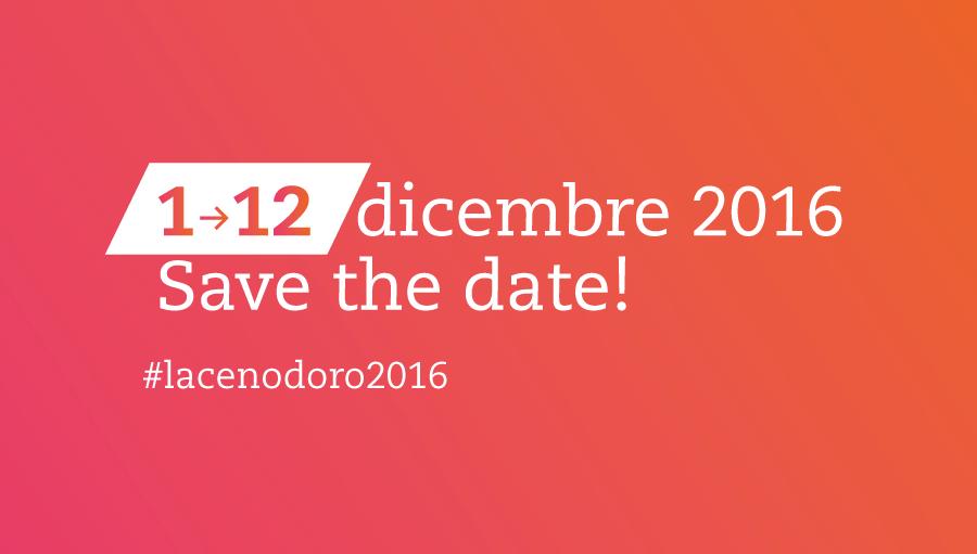 Dal 1 al 12 Dicembre 2016 la 41esima edizione del festival
