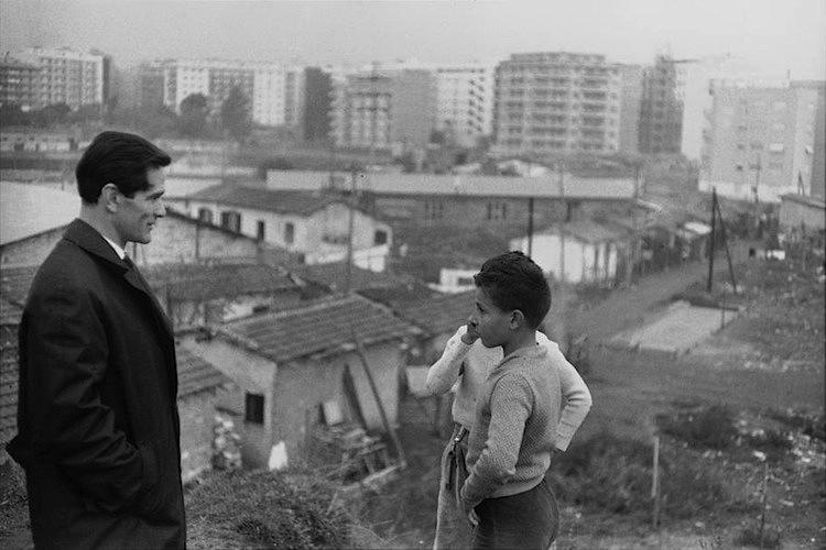 Il cinema di Pasolini